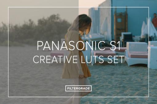 Panasonic S1 Creative LUTs Set