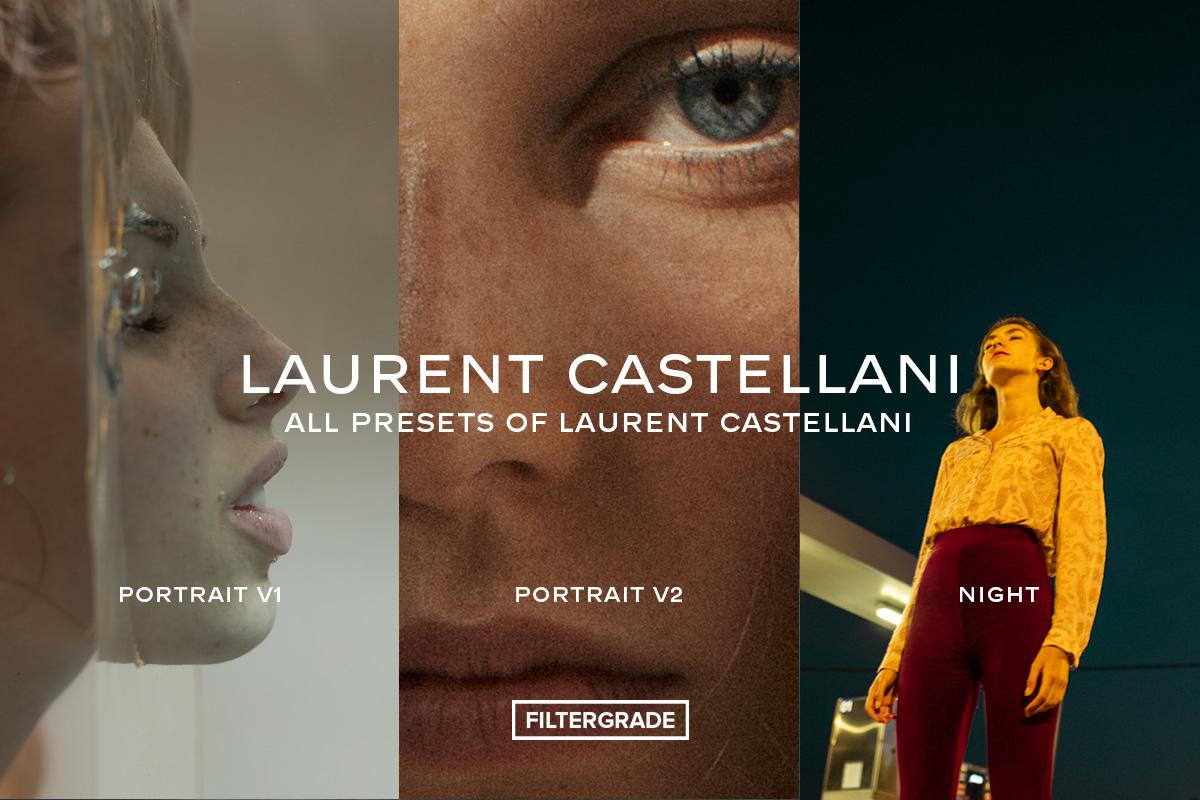 Laurent Castellani All Lightroom Presets Bundle
