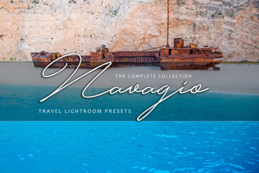 Navagio Travel Lightroom Presets Collection