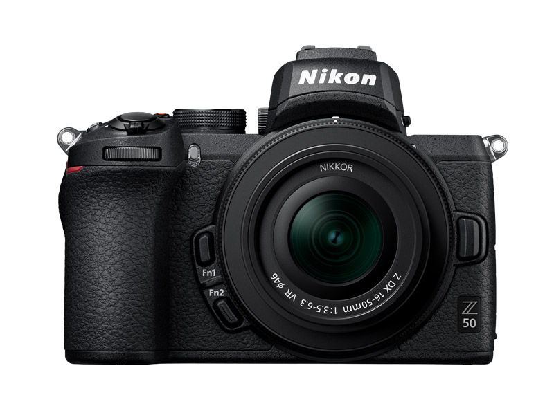Nikon Z 50 DX-format Mirrorless Camera Announced