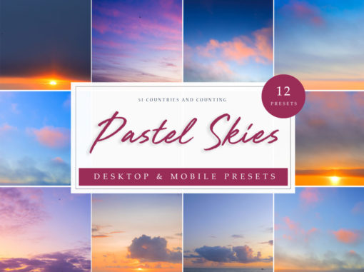 Pastel Skies Lightroom Presets