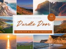Durdle Door Seacape Lightroom Presets