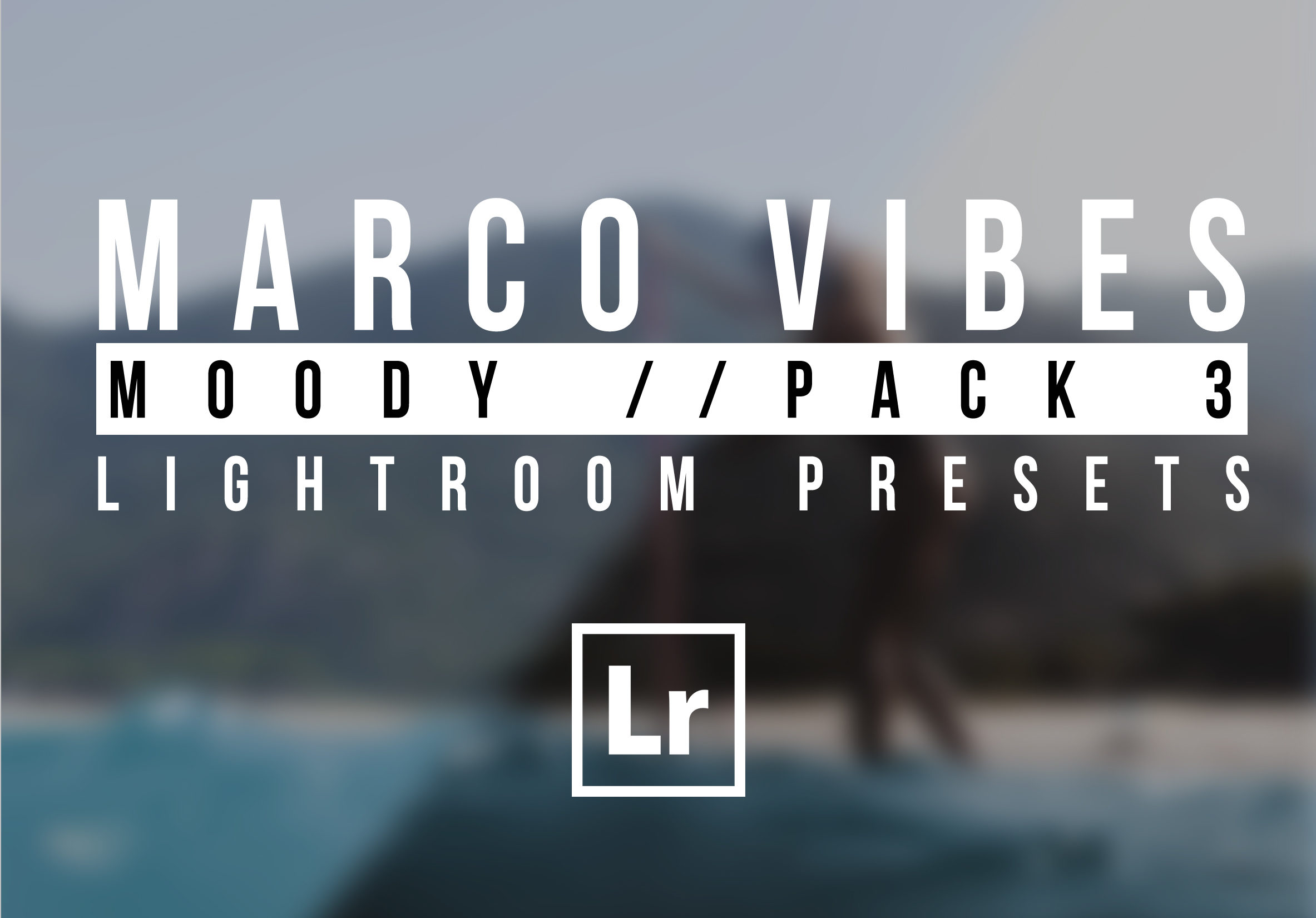 Marco Vibes Moody Lightroom Presets