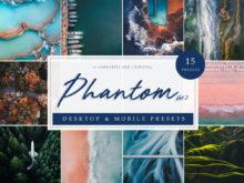 Phantom Drone and Aerial Lightroom Presets Vol. 2