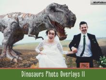Dinosaur Photo Overlays v2