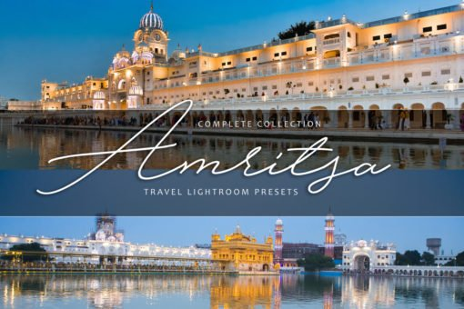 Amritsa Travel Lightroom Presets Collection