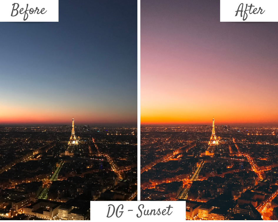 danny grainger sunset dreams free mobile preset