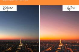 Danny Grainger Free Mobile Preset: Sunset Dreams