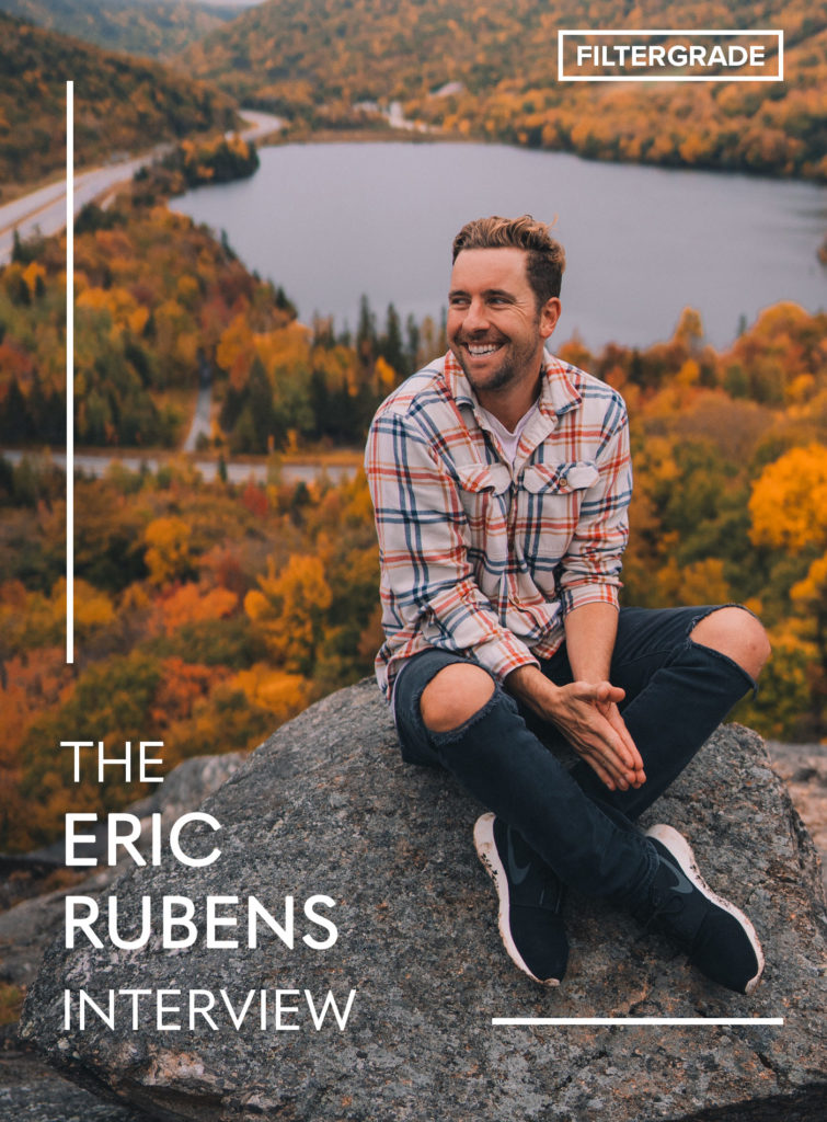 The Eric Rubens Interview