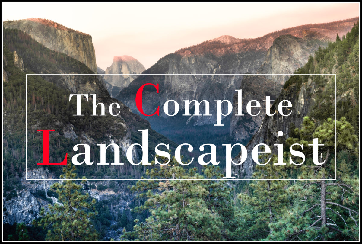 The Complete Landscapist: Landscape Tools and Presets for Lightroom