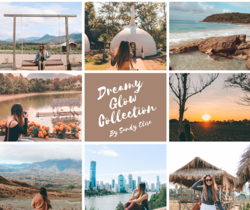 DREAMY GLOW COLLECTION 14 LIGHTROOM MOBILE PRESETS