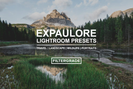 expaulore Lightroom Presets