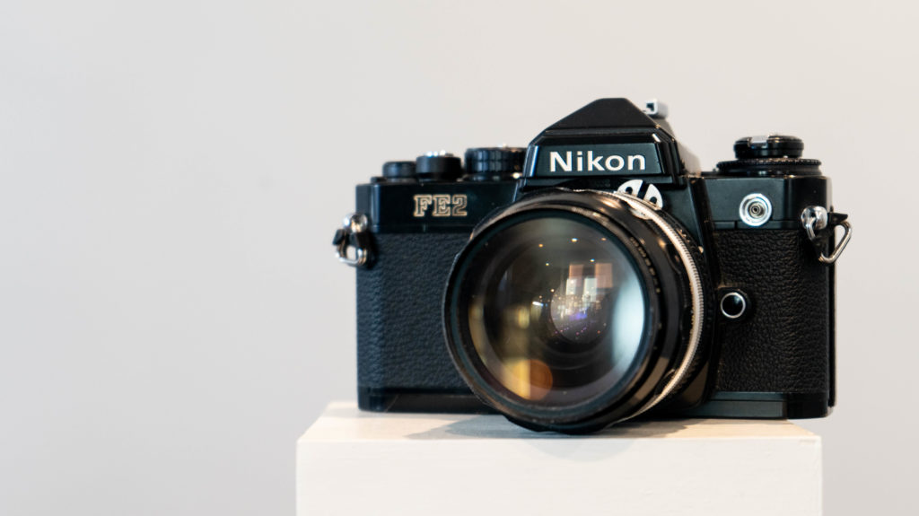 Nikon FE2 - Best 35mm Film Cameras - FilterGrade