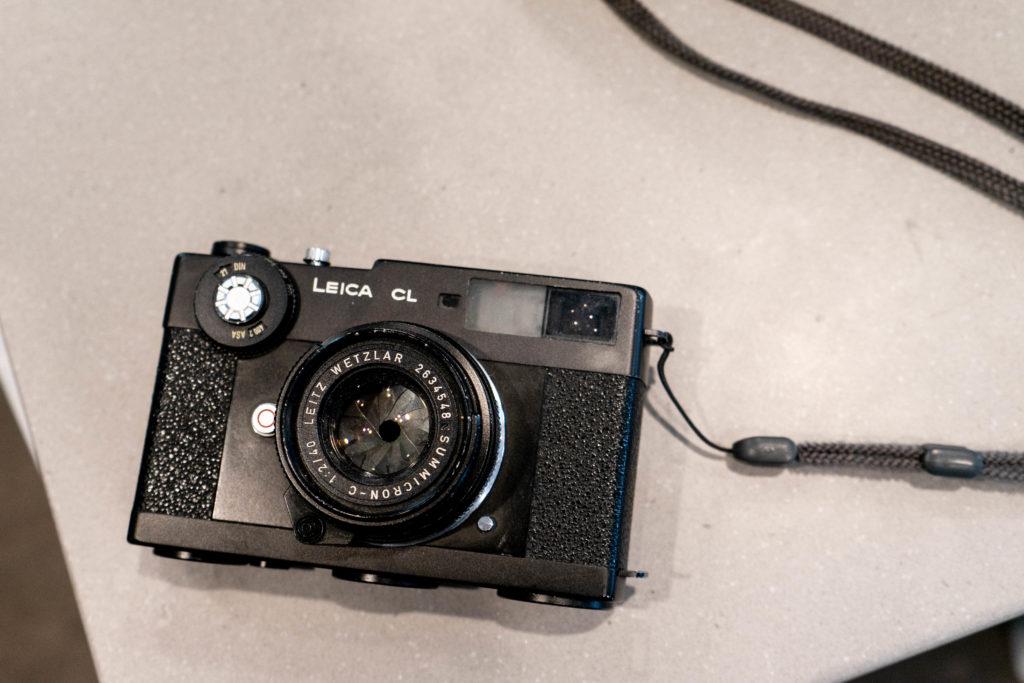 Leica CL- Best 35mm Film Cameras - FilterGrade