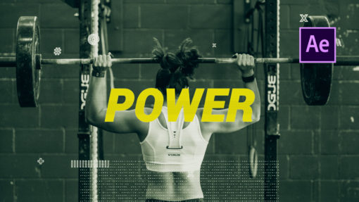 Hitt - Sport Fitness Promo AE Template