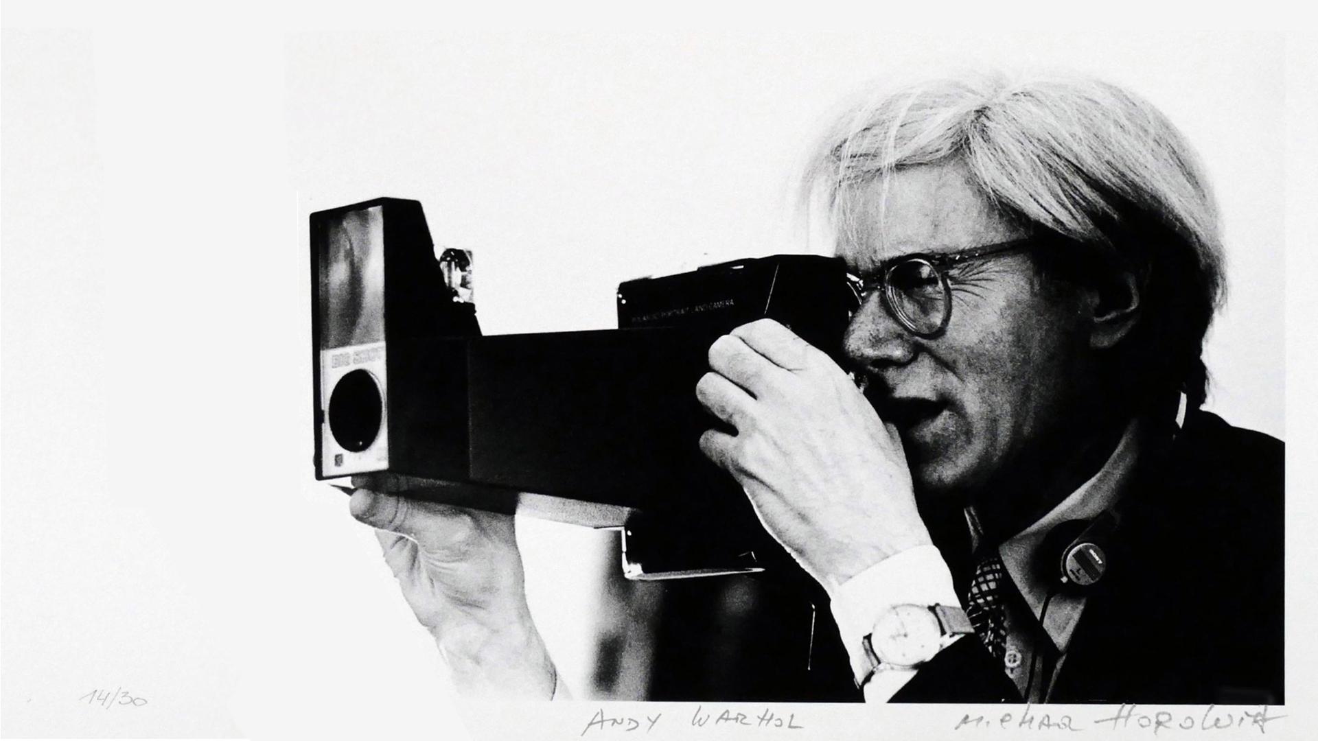 Warhol - Polaroid Big Shot - FilterGrade