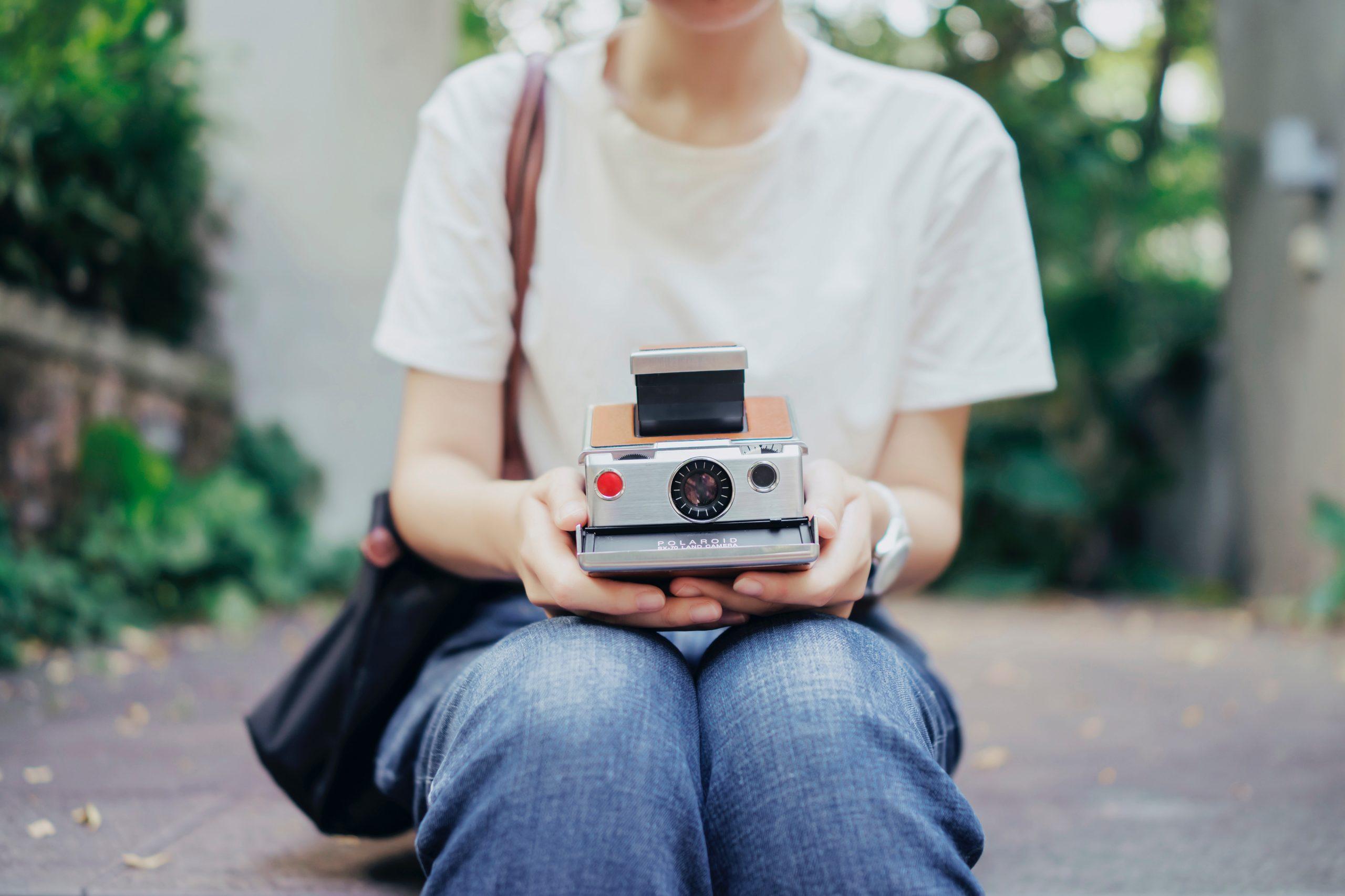 **Polaroid SX-70 - FilterGrade