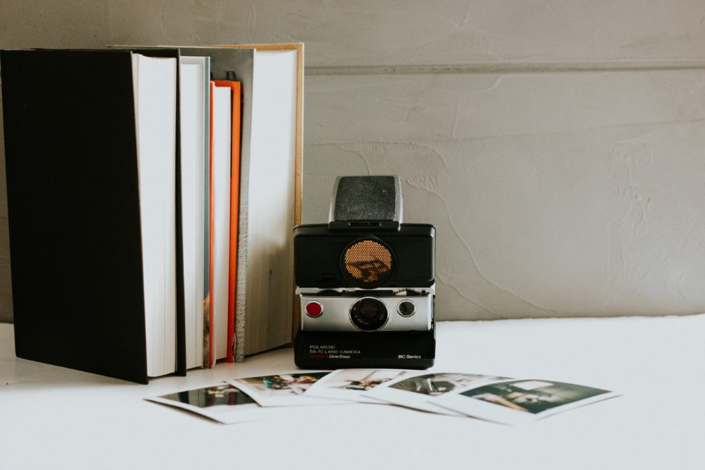 *Polaroid SX-70 - FilterGrade