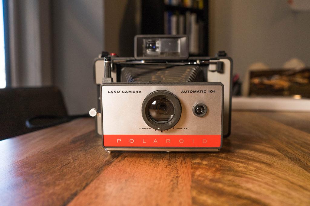Polaroid 104 Land Camera - FilterGrade