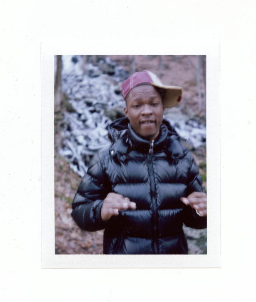 1 Polaroid 104 Land Camera Example - FilterGrade