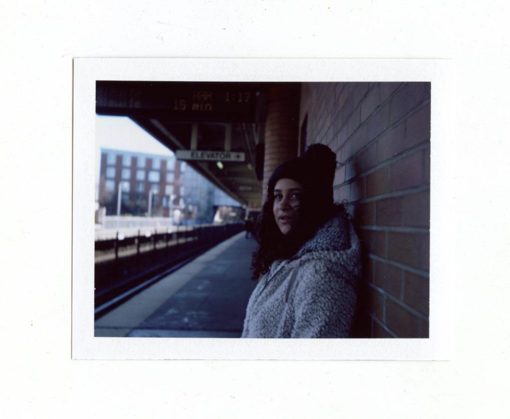 2 Polaroid 104 Land Camera Example - FilterGrade