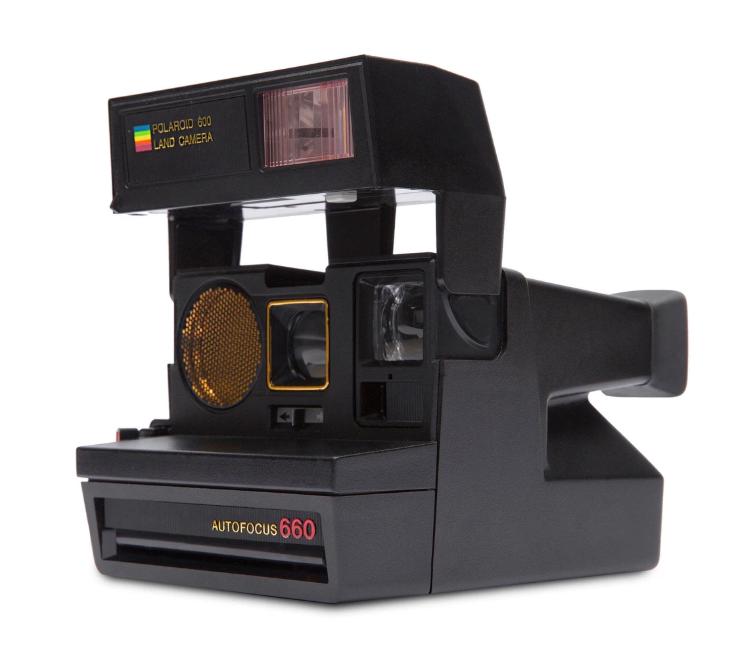 Polaroid Sun 660 - FilterGrade