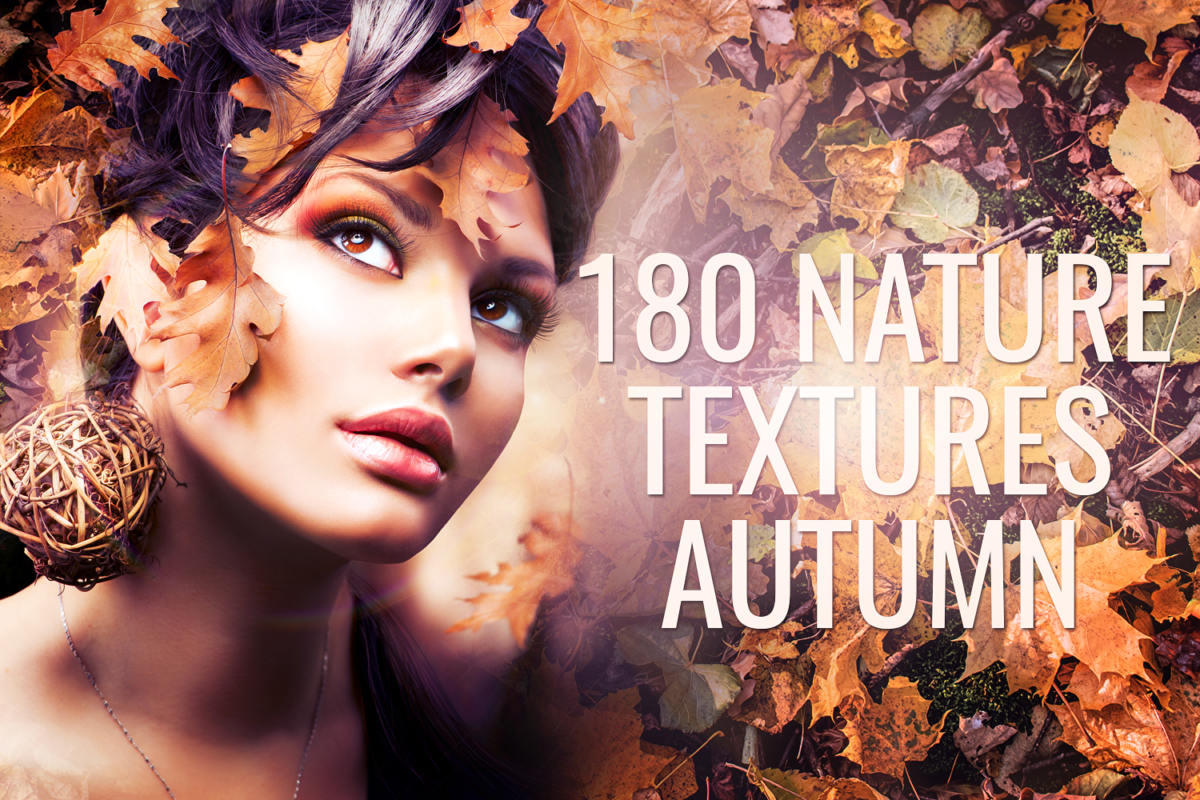 180 Autumn Photo Overlays Textures