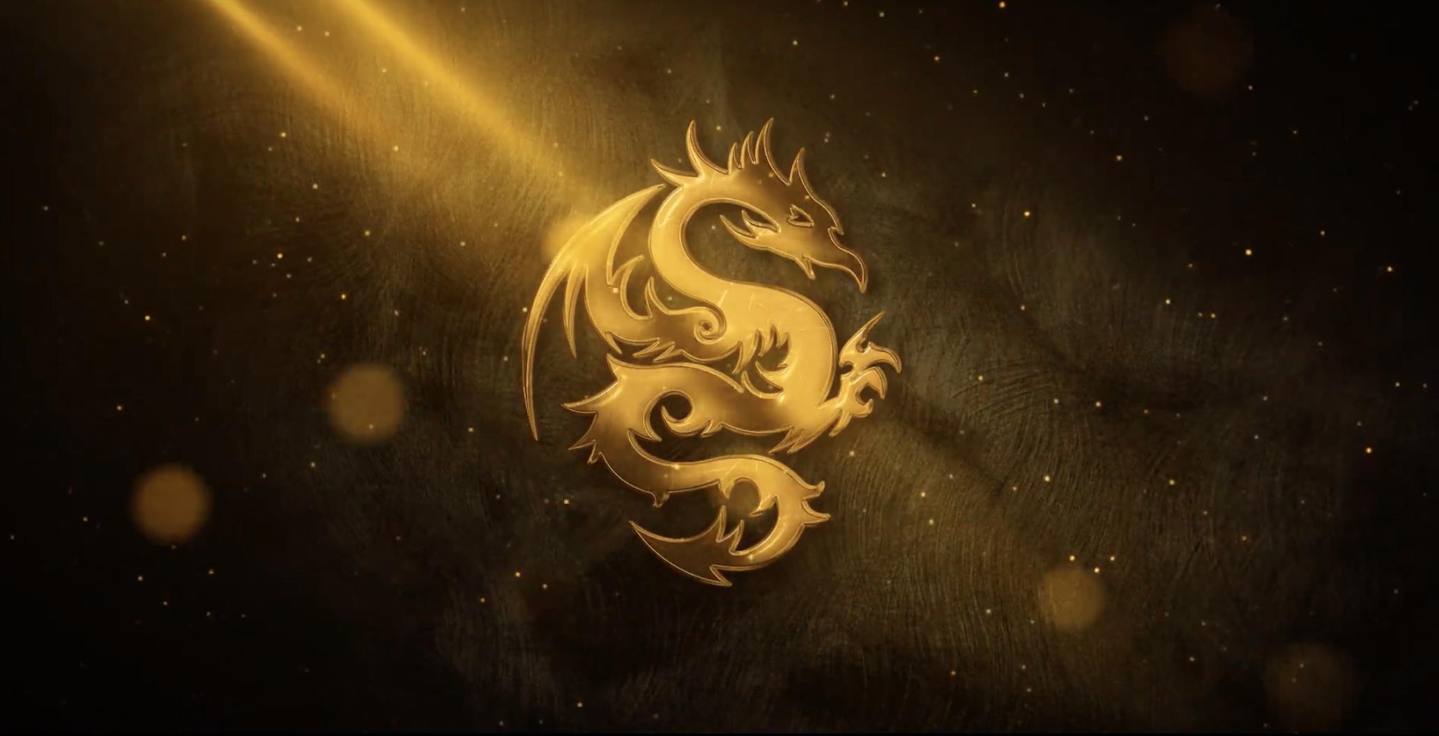 1 Metallic Gold Logo Reveal - NioMotion - FilterGrade