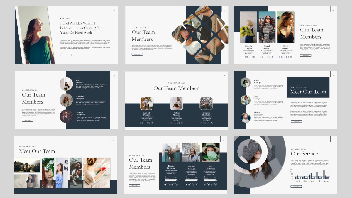 Best Free Powerpoint Templates for Presentations and Pitches