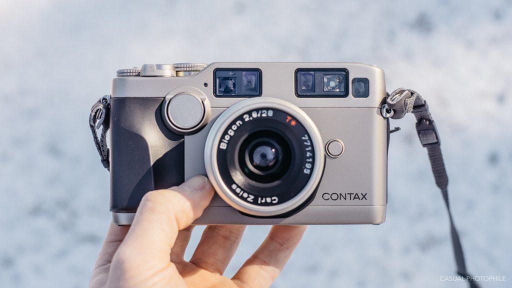 Contax G2 - FilterGrade