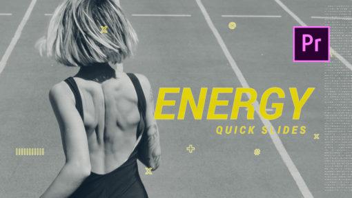 Hitt - Sport Fitness Promo Premiere Pro Template
