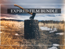MyBeautifulPresets Expired Film Lightroom Preset Bundle (Desktop + Mobile)