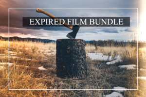 MyBeautifulPresets Expired Film Lightroom Preset Bundle (Desktop + Mobile)