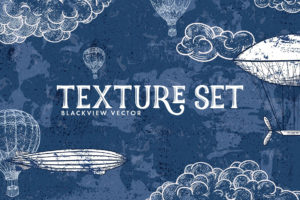 Blackview Vector Texture Set