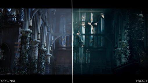 Blockbuster Color Presets (Premiere Pro)