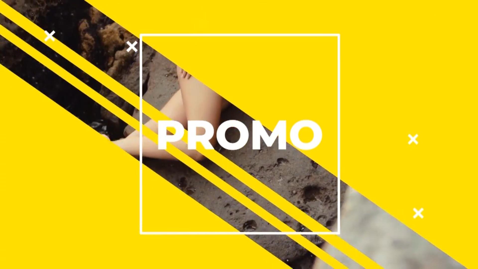 Modern Promo (Premiere Pro Template)
