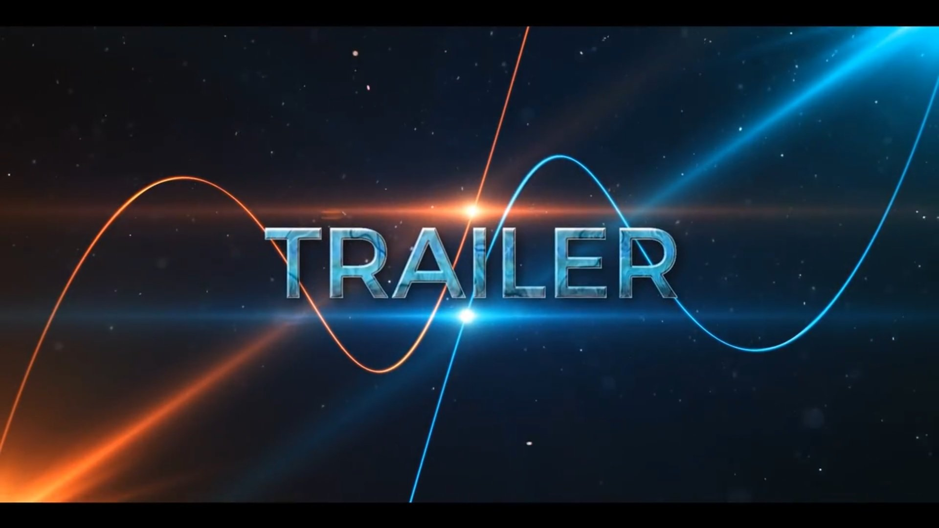 Cinematic Animated Strokes Trailer (After Effects)
