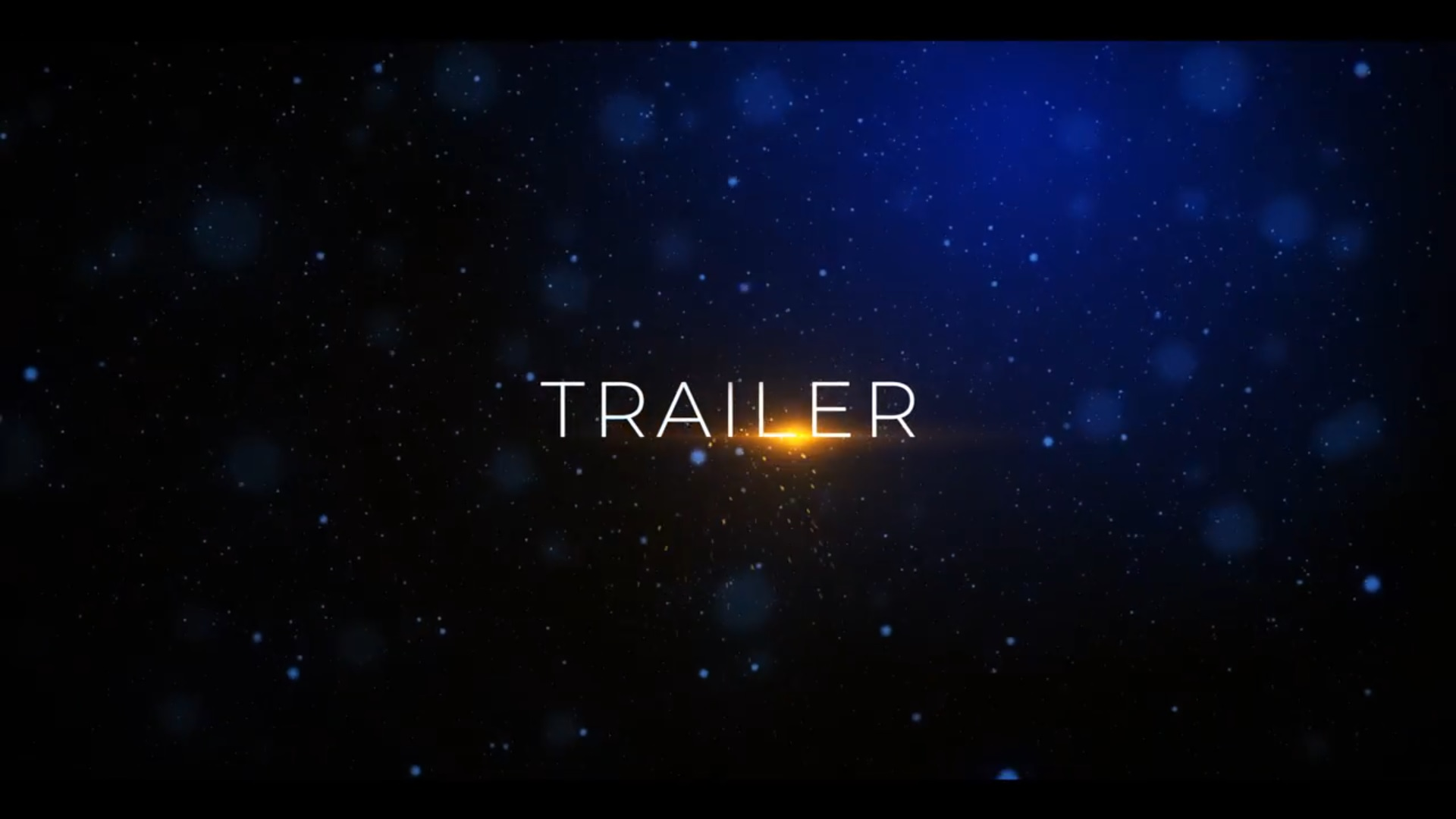 Cinematic Trailer Titles (After Effects)