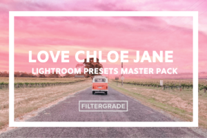 Love Chloe Jane Master Lightroom Preset Pack