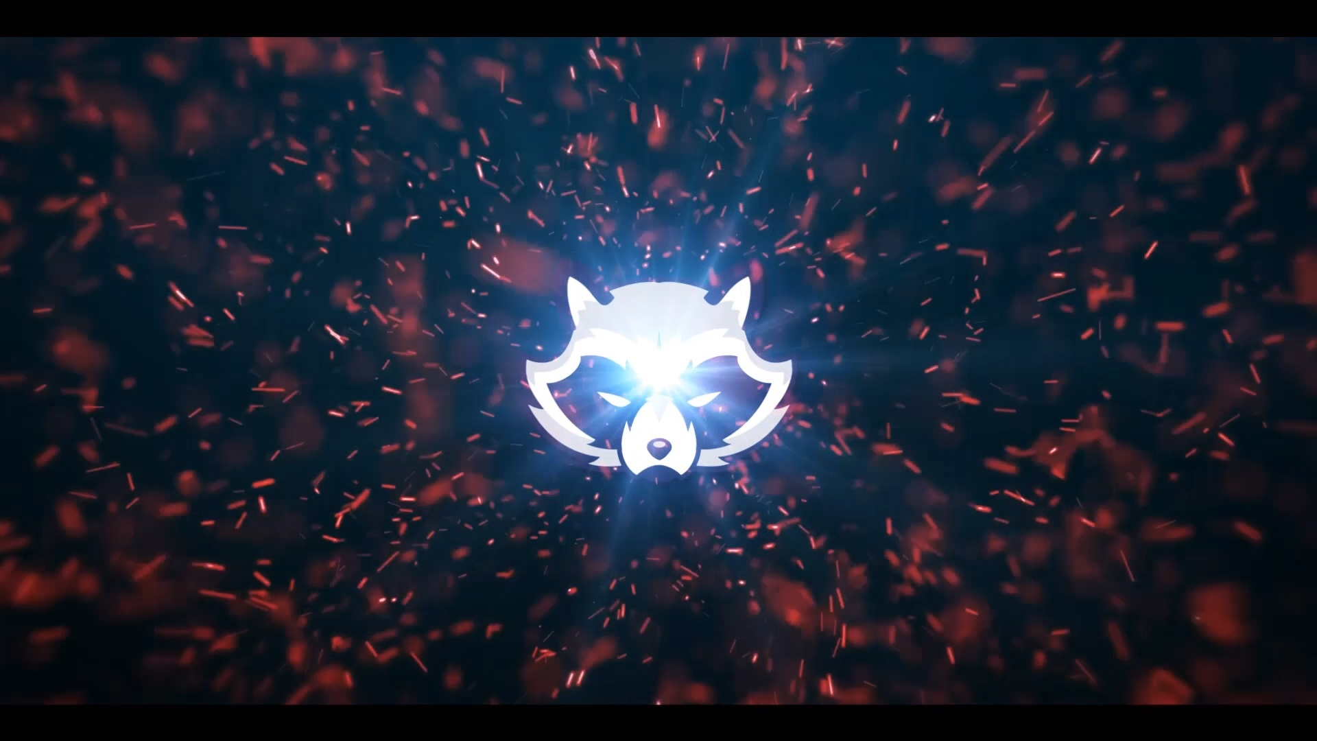 Cinematic Particle Logo Reveal (After Effects)
