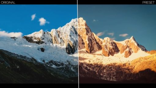 Universal Color Grading Presets (Premiere Pro)