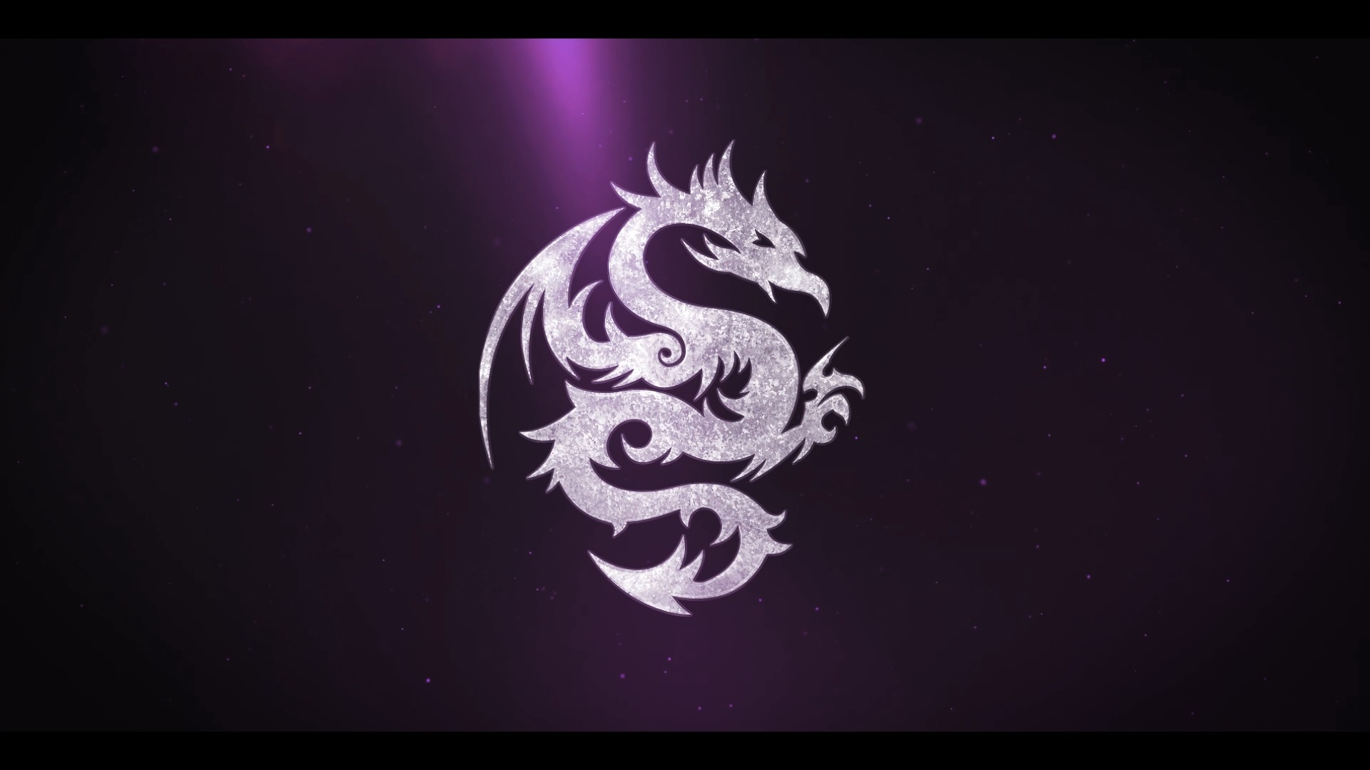 Cinematic Particle Logo Reveal Intro (AE Template)