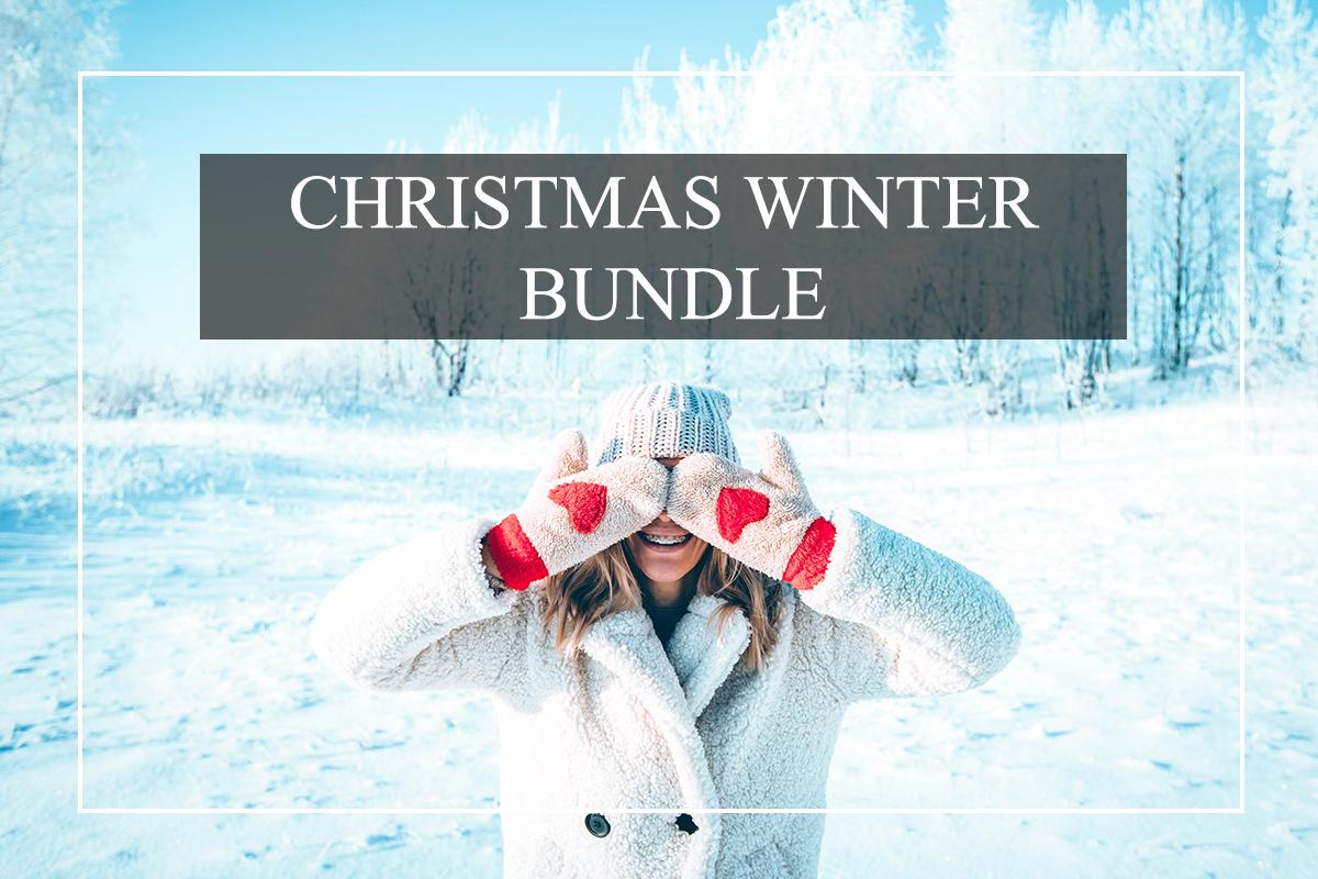 MyBeautifulPresets Christmas Winter Bundle (Desktop + Mobile)