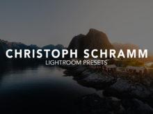Christoph Schramm Lightroom (+Mobile) Presets