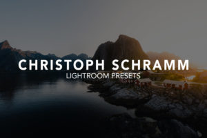 Christoph Schramm Lightroom (+Mobile) Presets