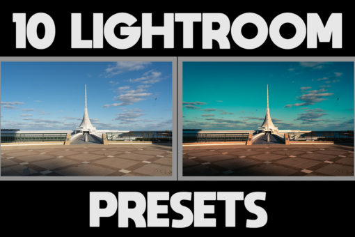 10 All Purpose Lightroom Presets