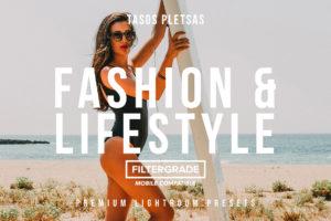 tasos pletsas fashion lifestyle presets