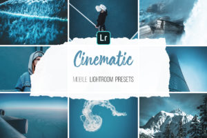 Mobile Lightroom Presets - Cinematic