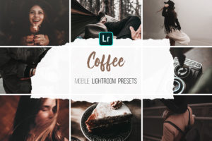 Mobile Lightroom Presets - Coffee