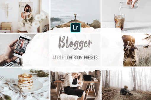 Mobile Lightroom Presets - Blogger Lifestyle